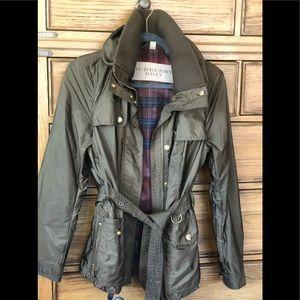 Burberry light weight jacket